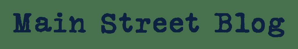 Main Street Blog Logo