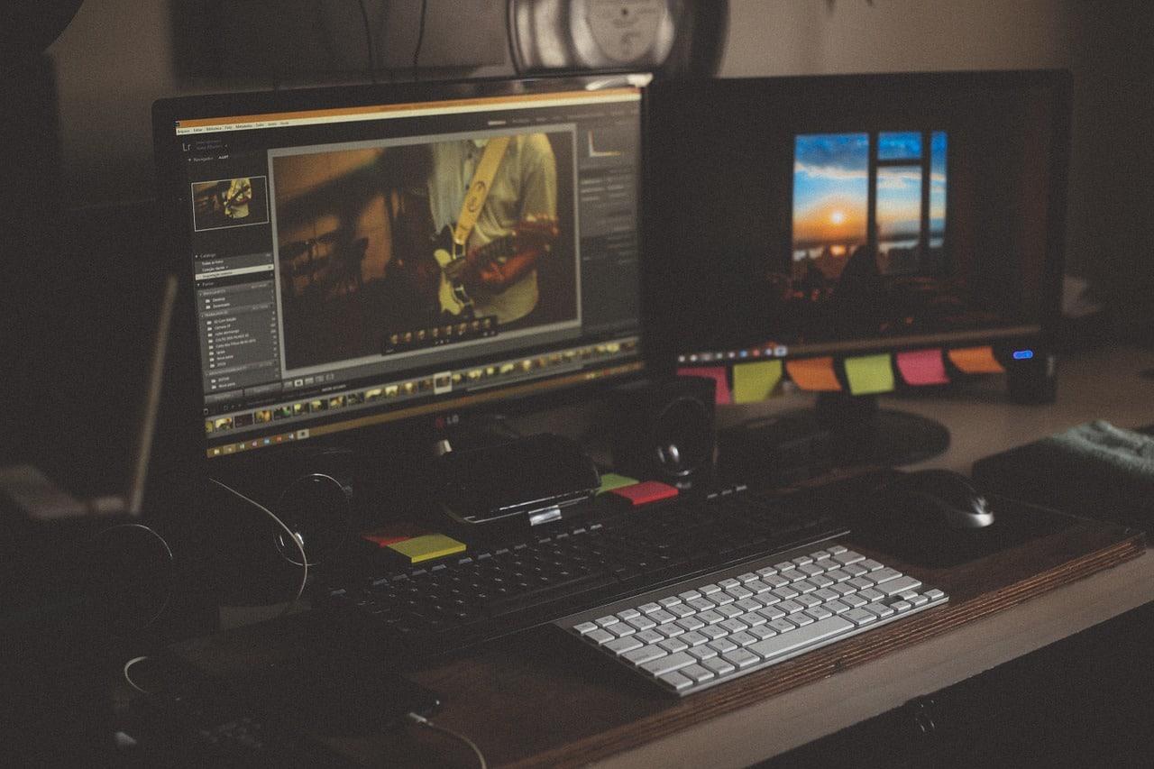 VMRIT Portfolio computer, multimedia, sound studio